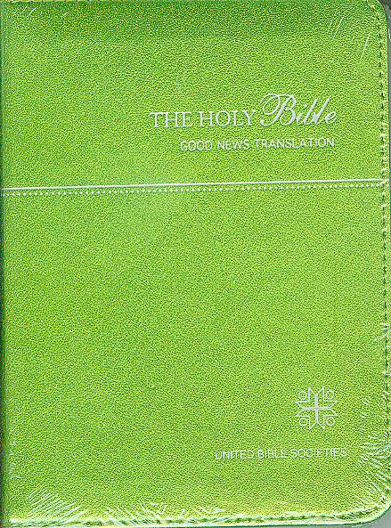 THE HOLY BIBLE-GREEN